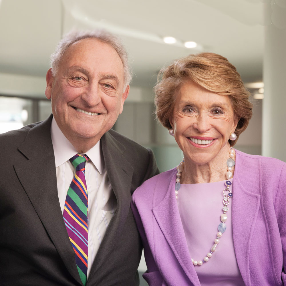 Sandy and Joan Weill