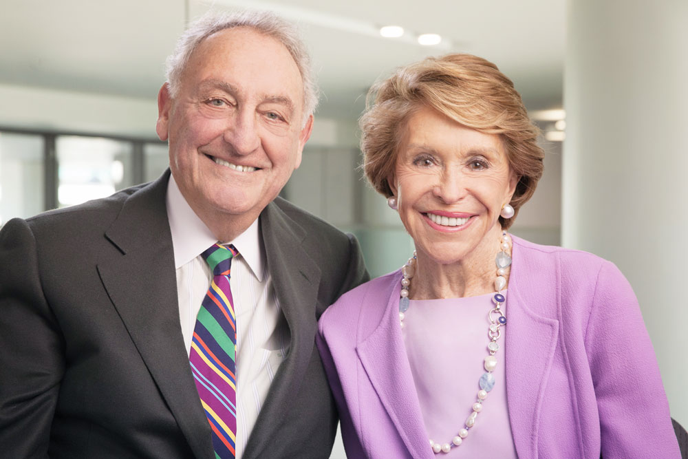Sanford and Joan Weill